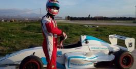 Il pilota sannita Carofano firma per la Renault: parteciperà alle gare di Formula 2000